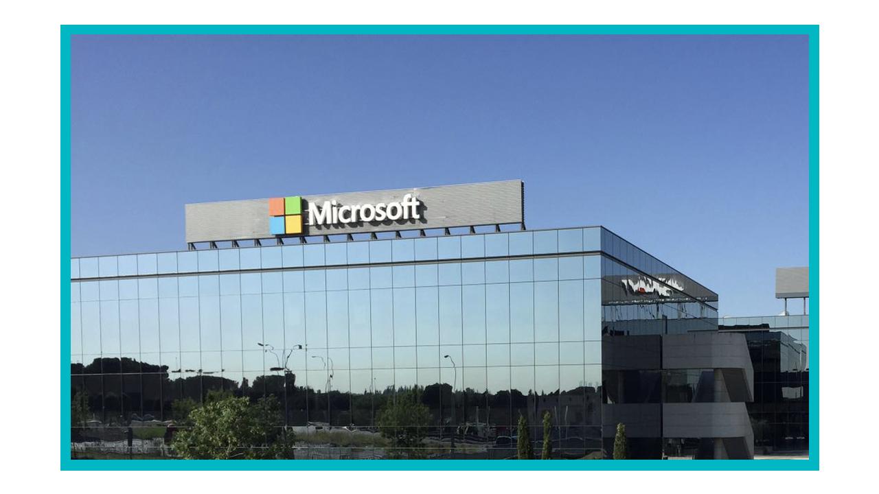 Edificio Microsoft Ibérica