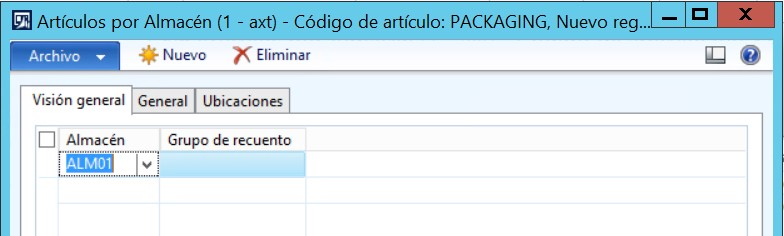 Cómo configurar el backflushing (principio de vaciado) o consumo automático de materiales en Órdenes de Producción en Microsoft Dynamics AX 2012 R3. Axazure