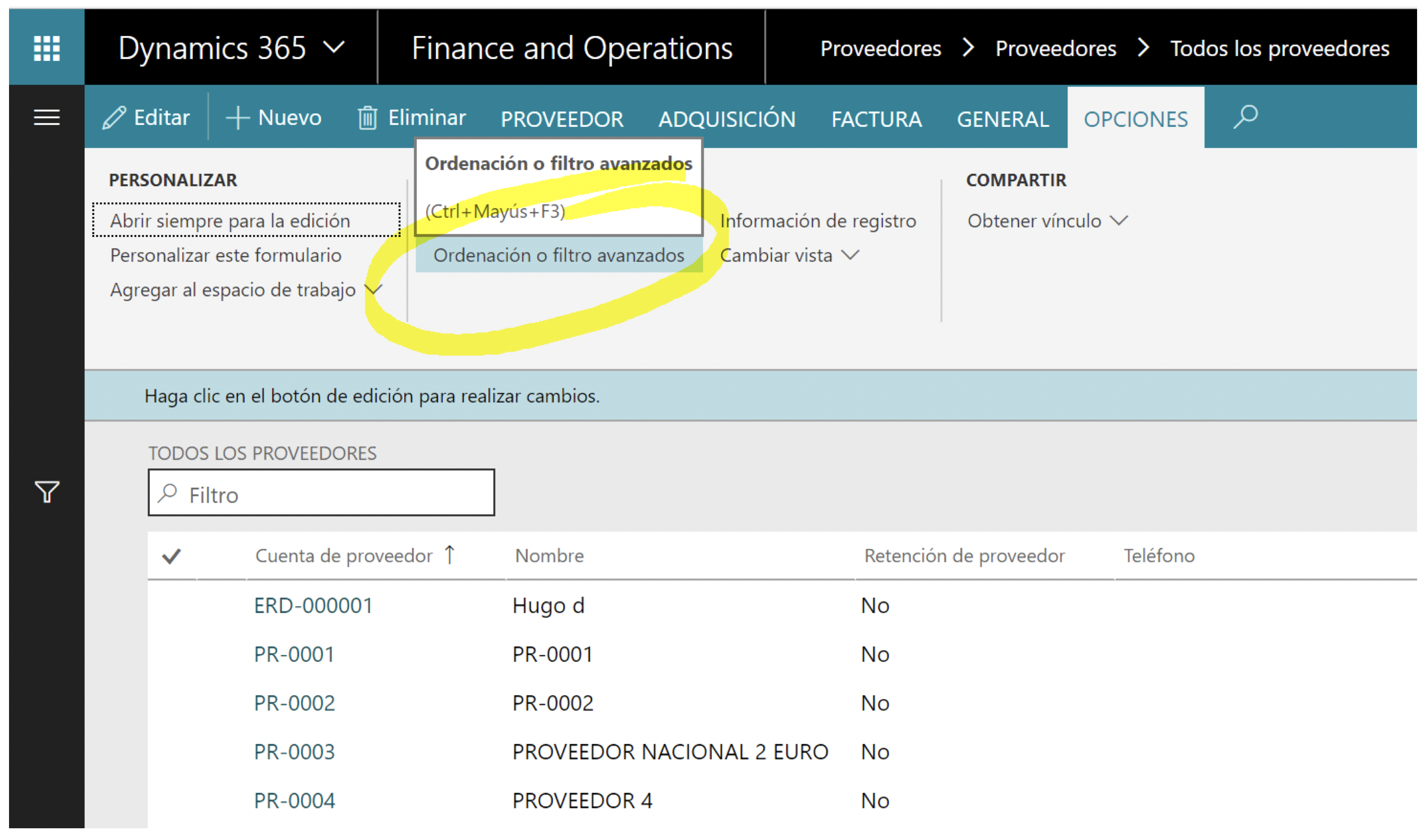 Control de caducidad para los Certificados de proveedores en MSDyn365FO Axazure