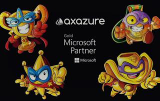 Axazure se convierte en GOLD Partner