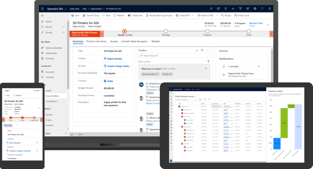 EN - MS Dynamics 365 Sales Axazure