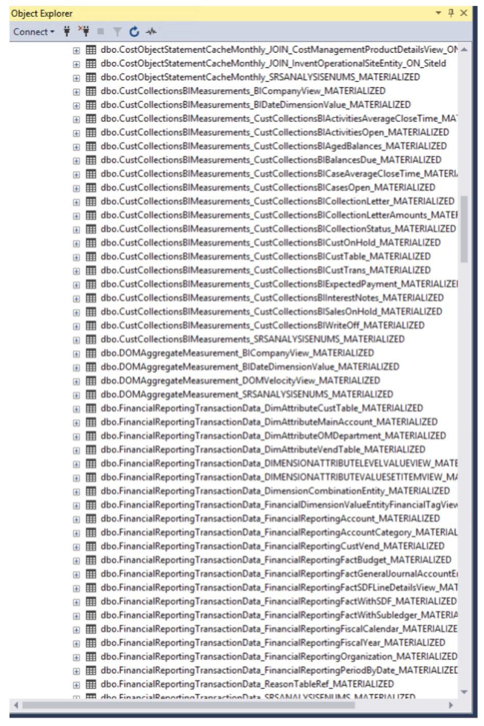 Conectando Power BI y MSDyn365FO. Caso práctico 1/2: Información de morosidad de clientes. Axazure
