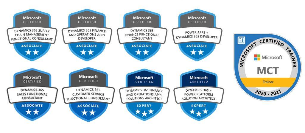 La importancia de contar con un equipo certificado por Microsoft. Axazure